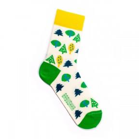 Цветные носки Лес G23