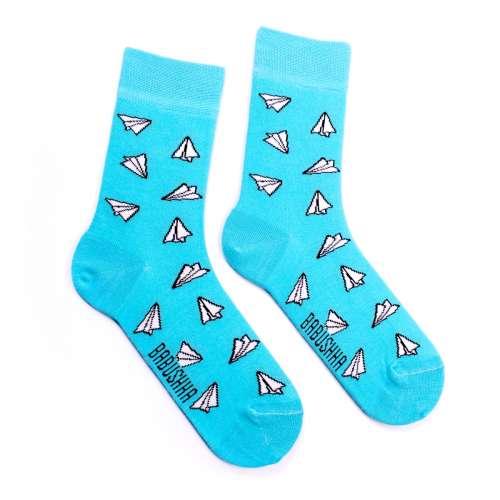 Яркие носки Babushka женские G24