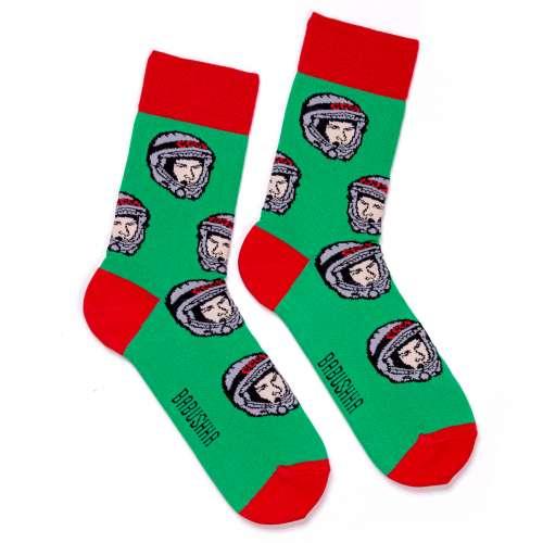 Мужские Носки с Гагариным