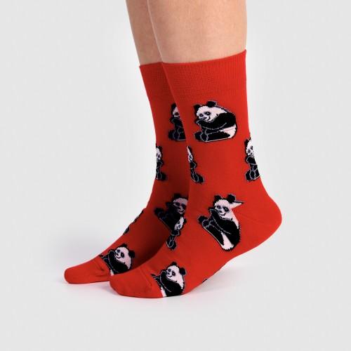 Яркие носки Babushka женские G26
