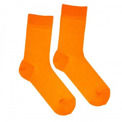 Купить оранжевые носки оптом