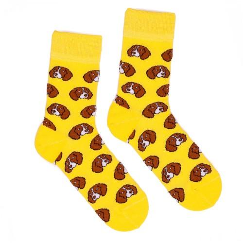 Яркие носки Babushka женские G27