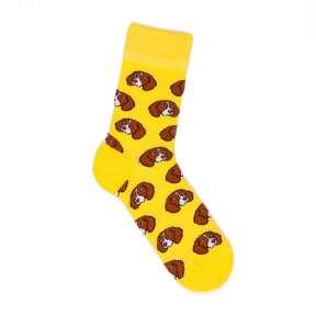 Дизайнерские носки с собаками G27