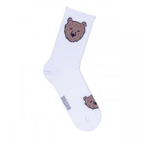 Спортивные носки с медведем S16