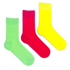 3 пары набор детских цветных носков Babushka 3K-5