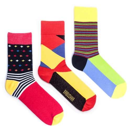 Набор цветных носков CM-3