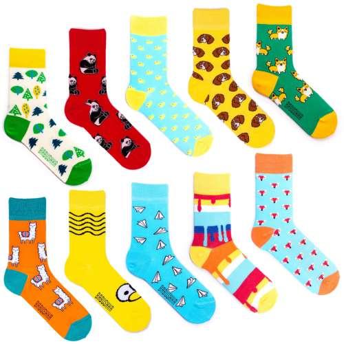 Набор цветных носков XG-2