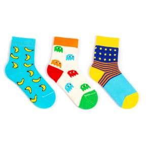3 пары набор детских цветных носков Babushka 3K-1