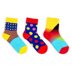 3 пары набор детских ярких носков Babushka 3K-2