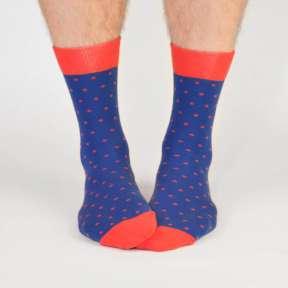 """Стильные мужские носки """"Монреаль"""" M6"""