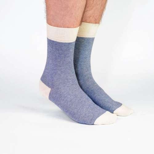 Мужские носки джинс Babushka M9