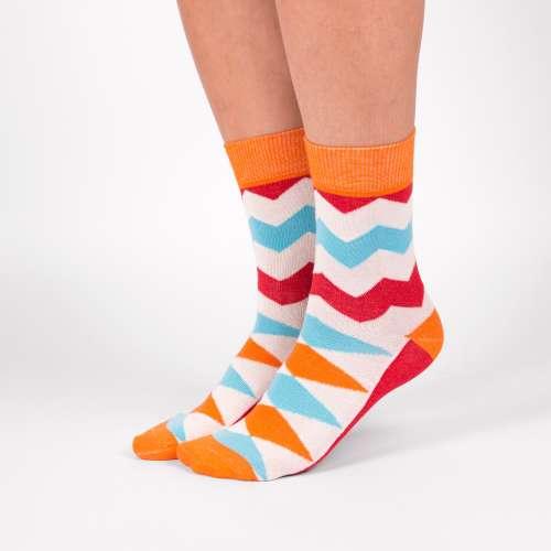 """Дизайнерские носки Babushka """"Бристоль"""" G14"""