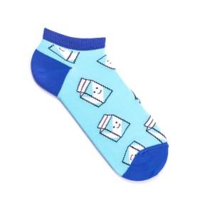 Дизайнерские носки с молоком GK1