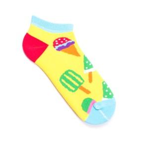 Цветные носки с мороженым GK3