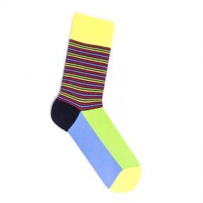 """Цветные мужские носки """"Ибица"""" M3"""