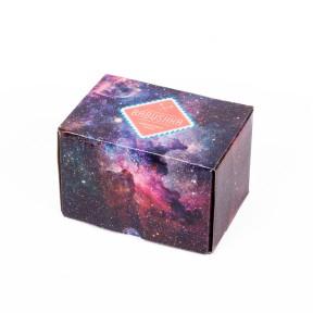 Подарочная коробка на 2-3 пары Космос